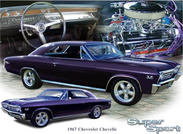 1964-77 Chevelle Parts - Chevrolet Chevelle Restoration Parts